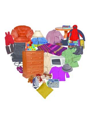Alternative Heart Furniture Clothing Textiles Bric A