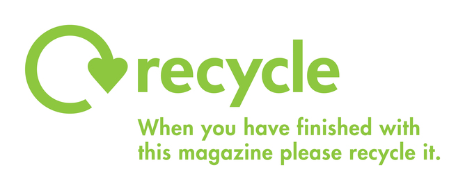 Recycle Mark with message for magazines - WRAP Resource ...