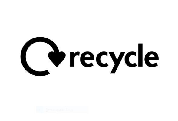 recycle week template press release wrap resource library
