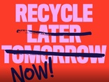 #inourownhands - recycle later, tomorrow, now videos