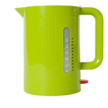 Green cordless kettle