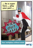 All 'Your Workplace Without Waste' training materials - YWWW