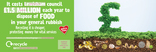 Good to Know - Food waste collection - Livery - Landfill