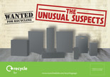 Unusual Suspects - Paper and Card - Flyer