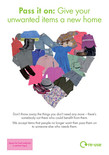 Leaflet A5 - Textiles & Clothing heart