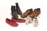 Men's, women's and children's shoes