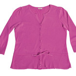 Women's pink cardigan