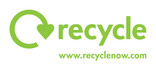 Recycle Mark with website address: www.recyclenow.com