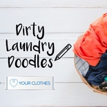 Love Your Clothes - Dirty Laundry Doodles - Image 2