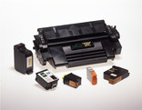 Printer cartridges - large and small