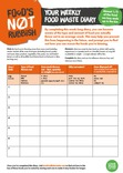 Food Waste diary