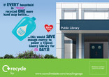 Good to Know - Plastics Local Benefit Poster - A3/A4 - Library