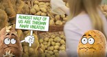 Save Our Spuds - Potato Storage Video - 17 Seconds - English and Welsh