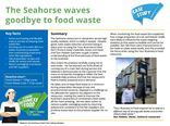Your Business is Food case study - The Seahorse restaurant