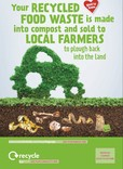 Good to Know - Food waste collection - Posters A3 / A4 / 6 Sheets - Farmers