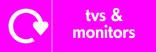 TVs & Monitors signage - logo (landscape)
