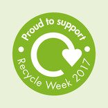 Recycle Week 2017 - Facebook supporter badge