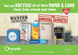 Unusual Suspects - Paper and Card - Editable Press Ad