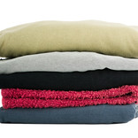 Pile of clothing - jumpers, tops, towel