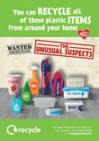 Unusual Suspects - Plastic - Press Ad