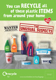 Unusual Suspects - Plastic - Posters