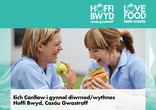 Guide to running a Love Food Hate Waste Day / Week - Welsh language version