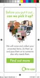 Online banner (120x240) portrait - Bulky Waste heart