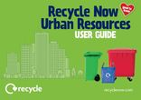 Recycle Now Urban Resources - User Guide