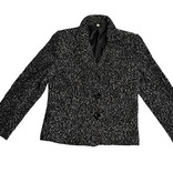 Women's black jacket