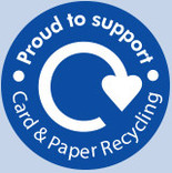 Recycle for London - Good to Know Paper and Card - Social Media images