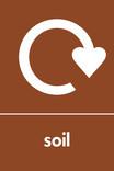 Soil signage - logo (portrait)