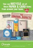 RfL - Unusual Suspects - Paper and Card - Posters