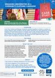 Love Your Clothes Case Study & Action Plan: University engagement