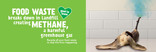 Recycle for London - Food recycling - Banana - Facebook and Twitter images