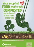 Good to Know - Food waste collection - Posters A3 / A4 / 6 Sheets - Park