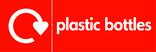 Plastic bottles (500ml juice) signage - logo (landscape)