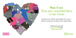 48-sheet Poster - Textiles & Clothing heart