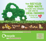 Good to Know - Food waste collection - Livery square - Farmers