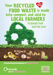 Good to Know - Food waste collection - Posters - Farmers