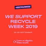 Recycle Week 2019 Static Assets for Wales