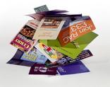 Pile of leaflets