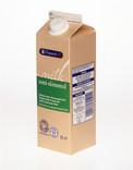1 litre milk carton