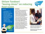 Your Business is Food case study - Shilam Tandoori