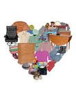 Alternative Heart - Furniture,Clothing,Textiles & Bric-a-brac