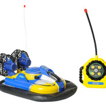 Remote control toy hovercraft