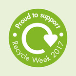 Recycle Week 2017 - Twitter supporter badge