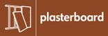 Plasterboard signage - plasterboard icon (landscape)