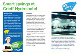 Your Business is Food case study - Crieff Hydro