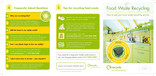 Instructional Leaflet - food waste for flats