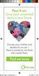Online banner (120x240) portrait - Textiles & Clothing heart